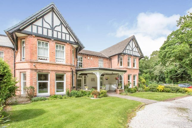 1 bed flat for sale in Daleford Manor, Dalefords Lane, Whitegate, Northwich CW8