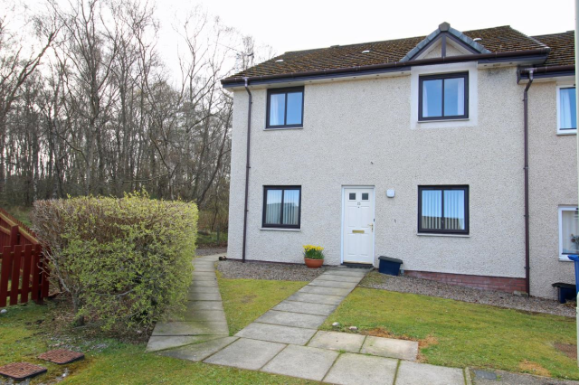 Thumbnail Flat to rent in Woodlands View, Inverness, 5Aq