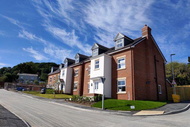 Thumbnail Detached house for sale in Plot 64, Vicarage Road, Llangollen