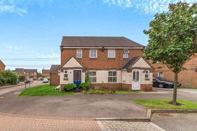 3 bed semi-detached house for sale in Brake Hill, Pembroke Meadows, Oxford