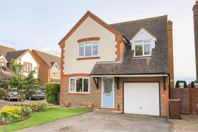 Thumbnail Detached house for sale in Mallets End, Quainton, Aylesbury