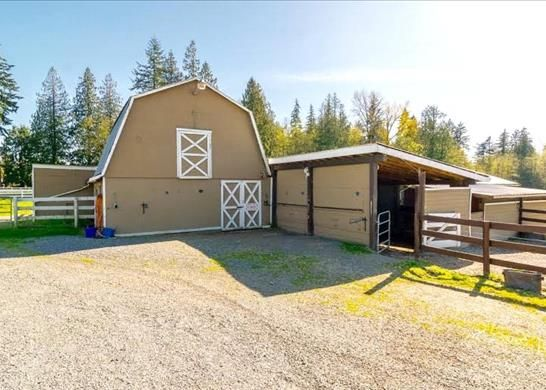 Thumbnail Farmhouse for sale in Campbell Valley Regional Park, 20290 16 Ave, Langley, Bc V2Z 1W5, Canada