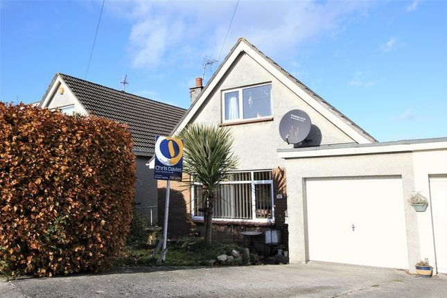 Thumbnail Detached house for sale in Tathan Crescent, St. Athan, Barry