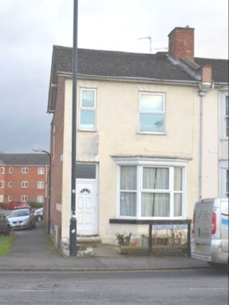 Thumbnail End terrace house to rent in 21 Tachbrook Road, Leamington Spa