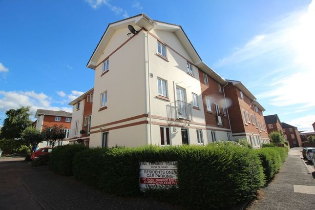Thumbnail Flat to rent in King Edmunds Square, Worcester