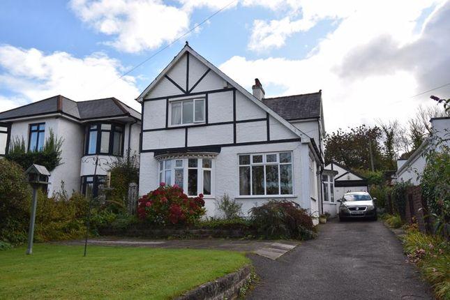 Thumbnail Detached house for sale in 125 Merthyr Mawr Road, Bridgend