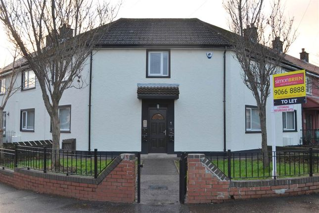 Thumbnail Flat to rent in 1, Tildarg Avenue, Belfast