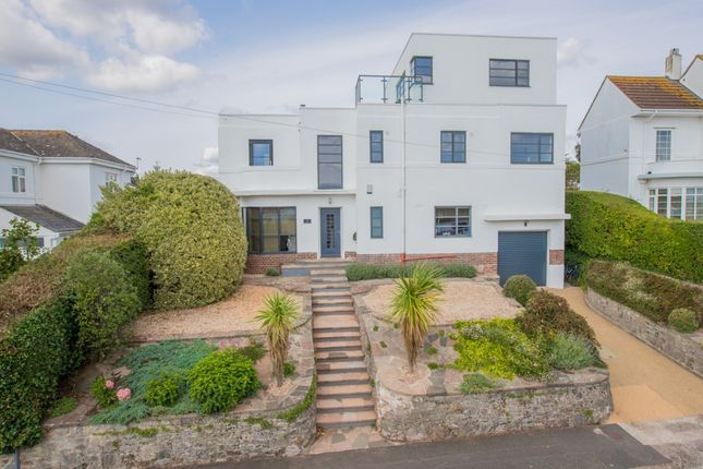 Thumbnail Detached house for sale in Mead Road, Torquay
