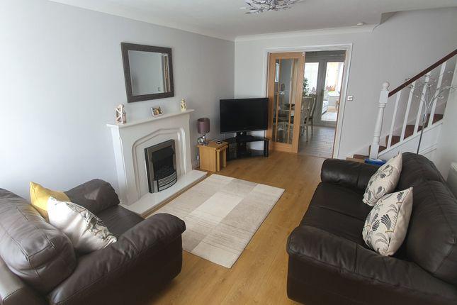 Lounge of Gordon Rowley Way, The Alders, Morriston, Swansea SA6