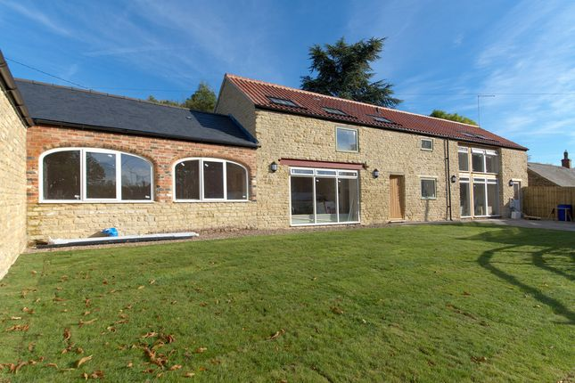 Thumbnail Barn conversion for sale in St. Andrews Lane, Cranford, Kettering