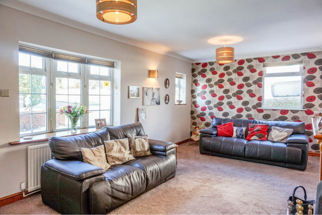 3 bed semi-detached bungalow for sale in Stagsden Road, Bromham