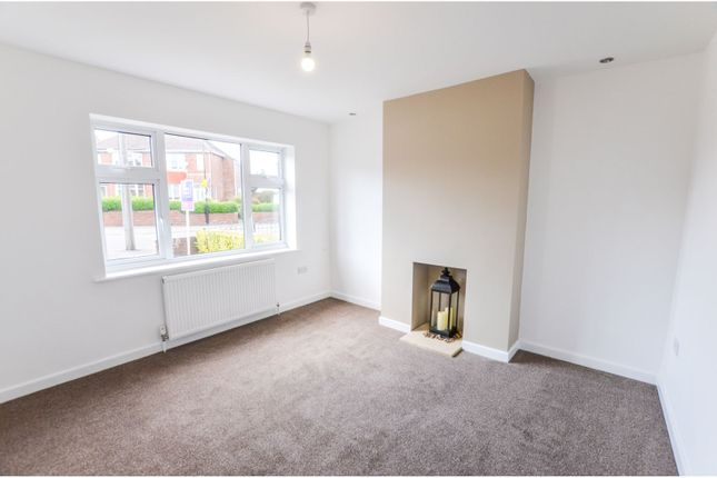 Lounge of Carter Hall Road, Sheffield S12