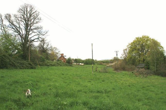 Thumbnail Land for sale in Higher Marsh Row, Exminster, Exeter