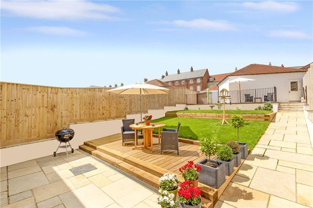 Thumbnail Terraced house for sale in Dugdale Road, Poundbury, Dorchester, Dorset