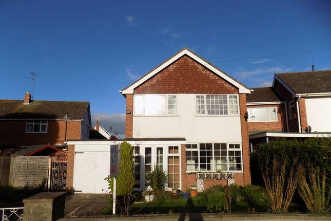 Thumbnail Detached house for sale in Marsh Lane, Penkridge, Staffordshire