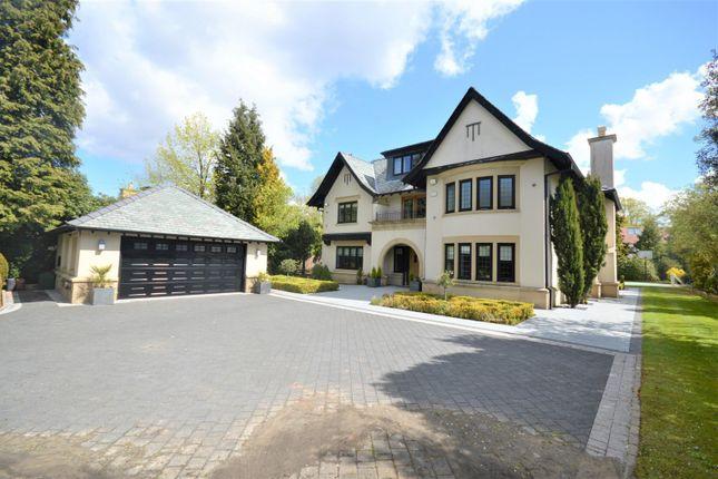 Thumbnail Detached house to rent in Park Lane, Hale, Altrincham