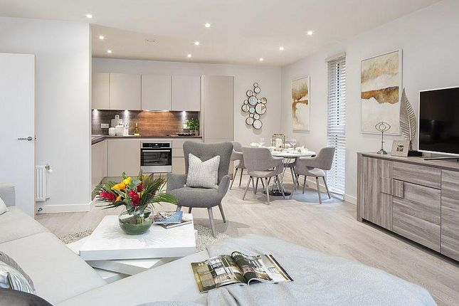 "Thumbnail Property for sale in ""Hawthorn Duplex"" at Meadowlark House, Moorhen Drive, Hendon, London"