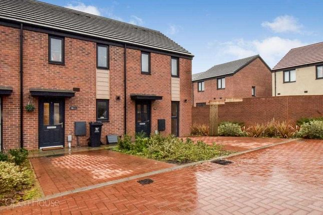 2 bed terraced house for sale in Potter Street, St Ederyns, Cardiff, Cardiff CF3