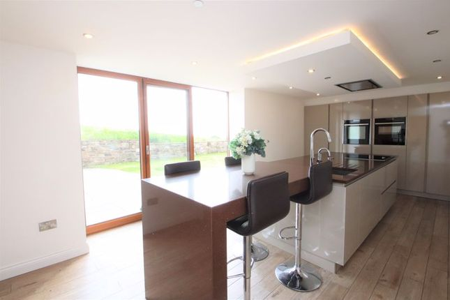 Thumbnail Detached house for sale in Castle Hill Road, Bury