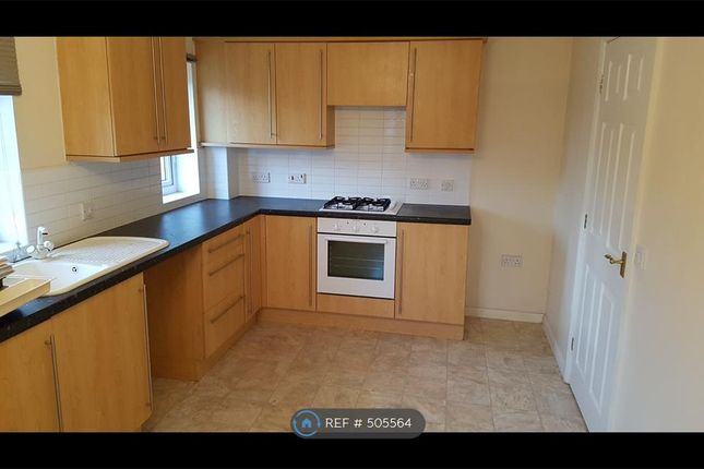 Thumbnail Flat to rent in Hardwicke Close, Grantham