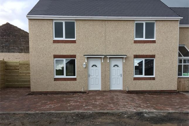Thumbnail Semi-detached house for sale in Towerson Street, Cleator