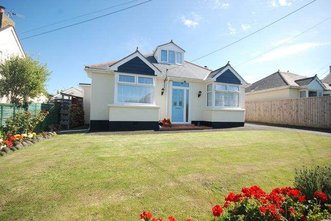 Thumbnail Detached bungalow for sale in Beach Road, Westward Ho, Bideford
