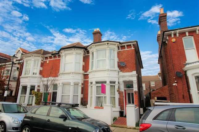 Thumbnail Semi-detached house to rent in Havelock Road, Southsea