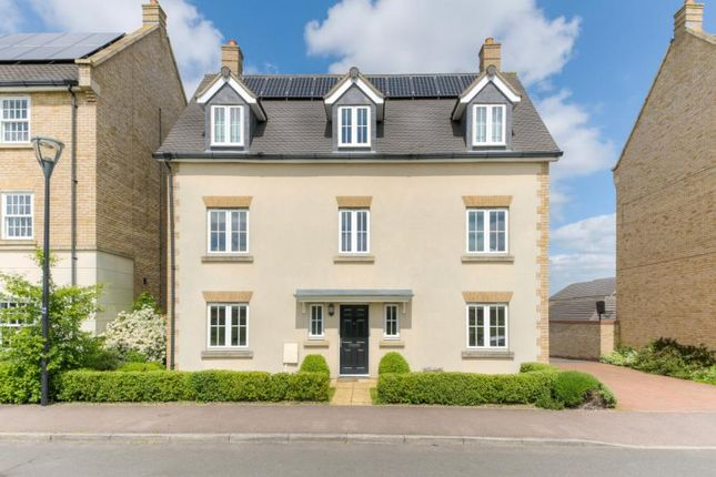 Thumbnail Property for sale in Harlow Crescent, Oxley Park, Milton Keynes, Buckinghamshire