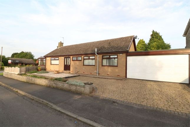 Thumbnail Detached bungalow for sale in Upperthorpe Road, Westwoodside, Doncaster, South Yorkshire