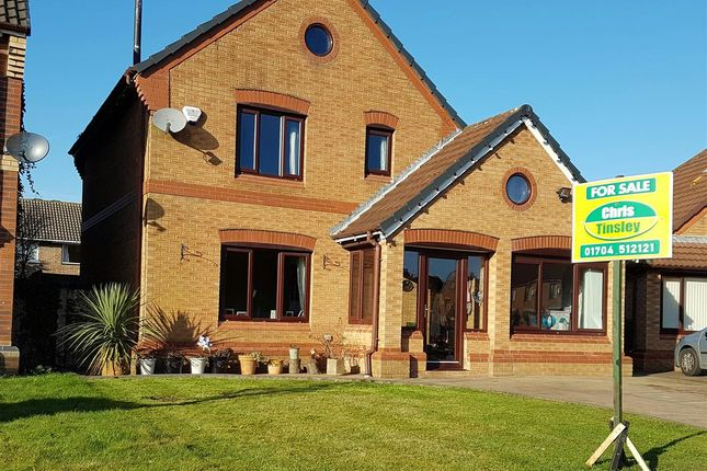 3 bed detached house for sale in Kempton Park Fold, Southport