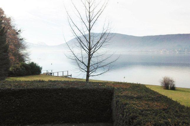 Thumbnail Detached house for sale in Vevrier Du Lac, Annecy, Haute-Savoie, Rhône-Alpes, France