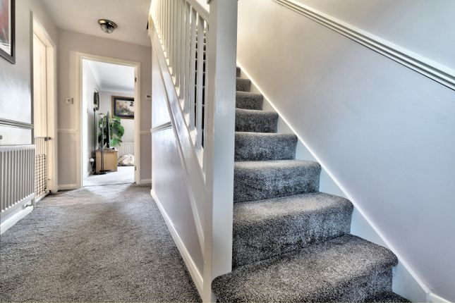 Hall And Stairs of Almond Drive, Plympton, Plymouth PL7