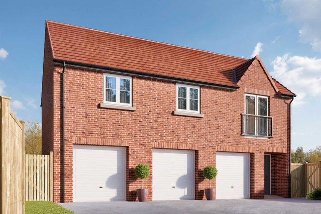 "Thumbnail Property for sale in ""The Ashbee"" at Fenwick Road, Scartho Top, Grimsby"