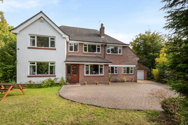 Thumbnail Detached house for sale in Bassett Wood Drive, Southampton