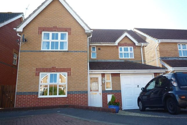 4 bed detached house for sale in Llanmead Gardens, Rhoose, Barry