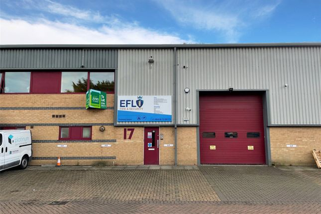 Thumbnail Light industrial to let in Northbrook Business Park, Northbrook Road, Worthing, West Sussex