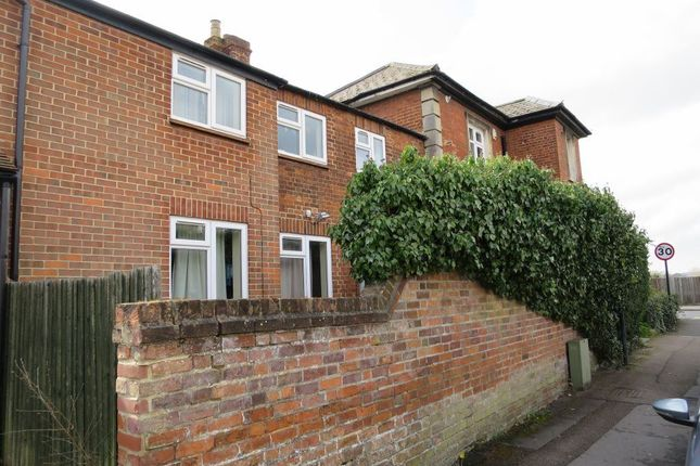 Thumbnail Flat to rent in Iffley Road, Oxford, Oxford