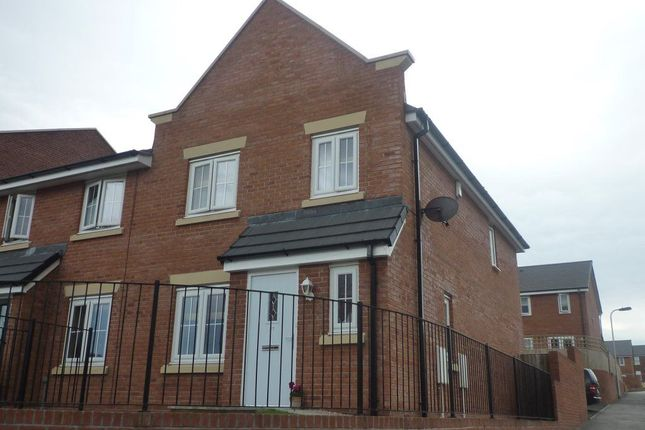 Thumbnail Property to rent in Cavaghan Gardens, Carlisle