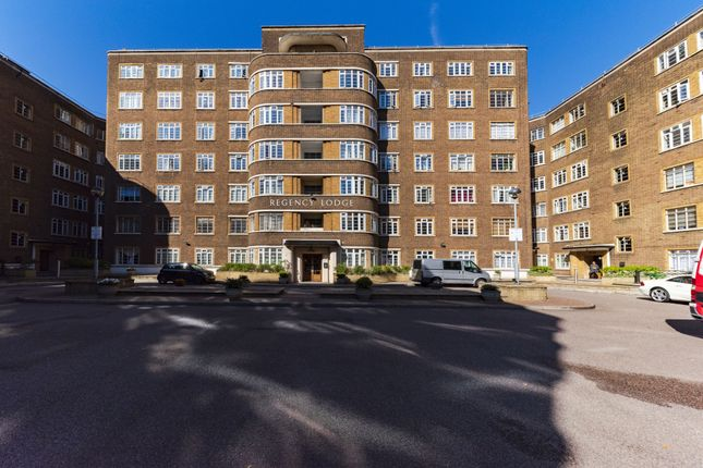Thumbnail Flat for sale in Regency Lodge, Adelaide Road, Swiss Cottage