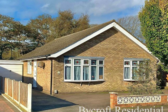 Thumbnail Detached bungalow for sale in Caystreward, Great Yarmouth