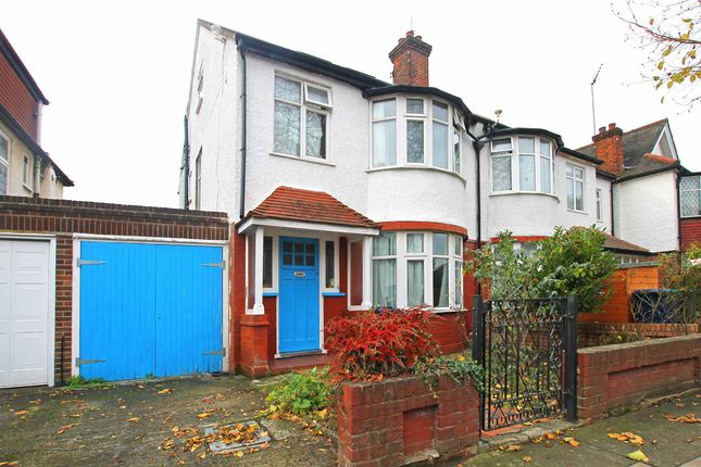 Thumbnail Property for sale in Clitherow Avenue, London