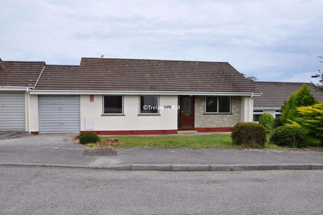 3 bed bungalow to rent in Queen Anne Gardens, Falmouth TR11