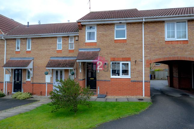 Thumbnail Terraced house to rent in Hall Meadow Drive, Halfway, Sheffield