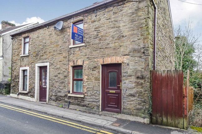 Thumbnail Cottage to rent in Old Road, Neath