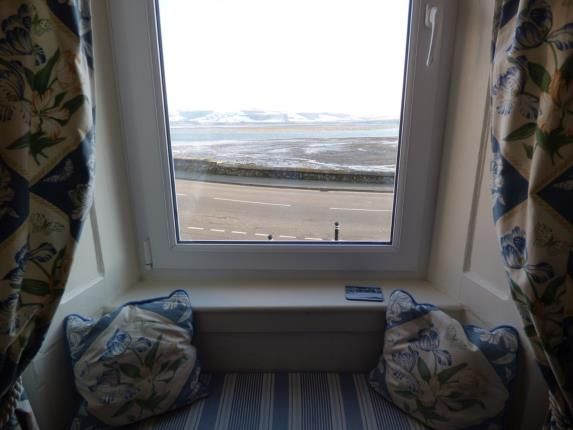Window Seat of West End, Beaumaris, Anglesey, North Wales LL58