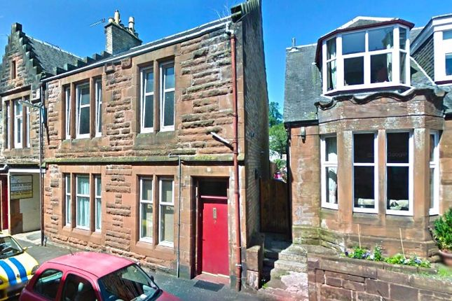 Thumbnail Flat for sale in High Street, Newmilns, East Ayrshire