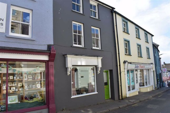 Thumbnail Retail premises for sale in St. James Street, Narberth, Pembrokeshire