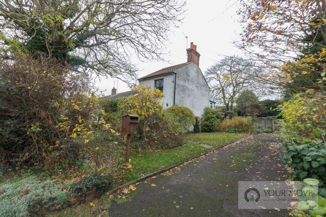 Thumbnail Detached house for sale in Wash Lane, Kessingland, Lowestoft