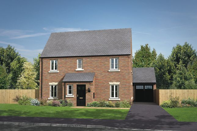 Thumbnail Mews house for sale in Mill Pool Way, Sandbach, Cheshire