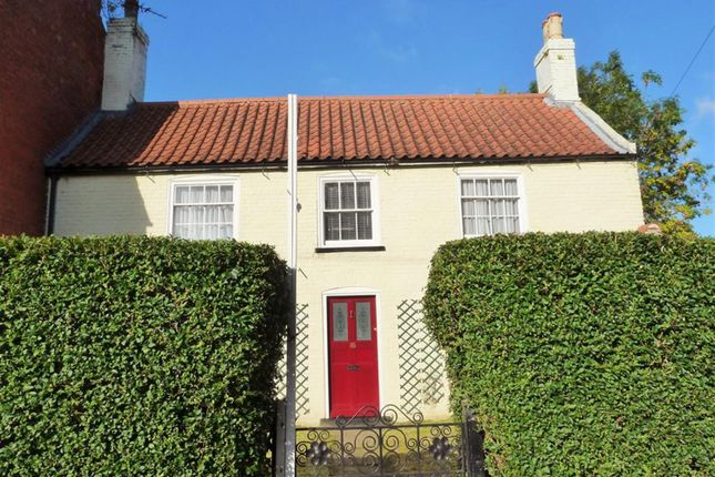 3 bed cottage for sale in Queen Street, Spilsby